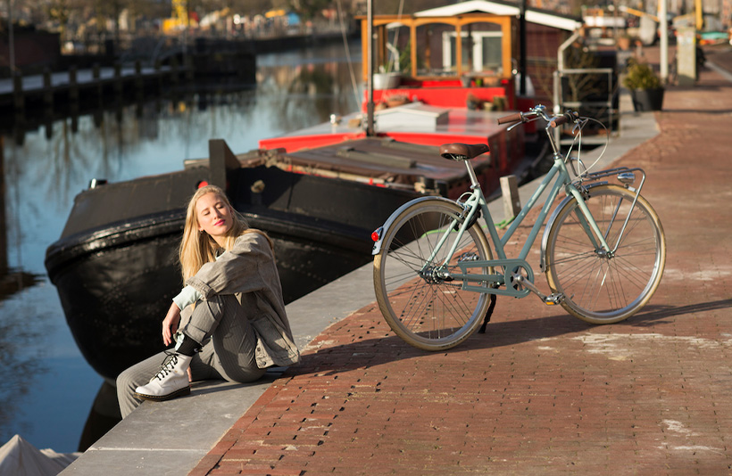 fietsroutes in amsterdam