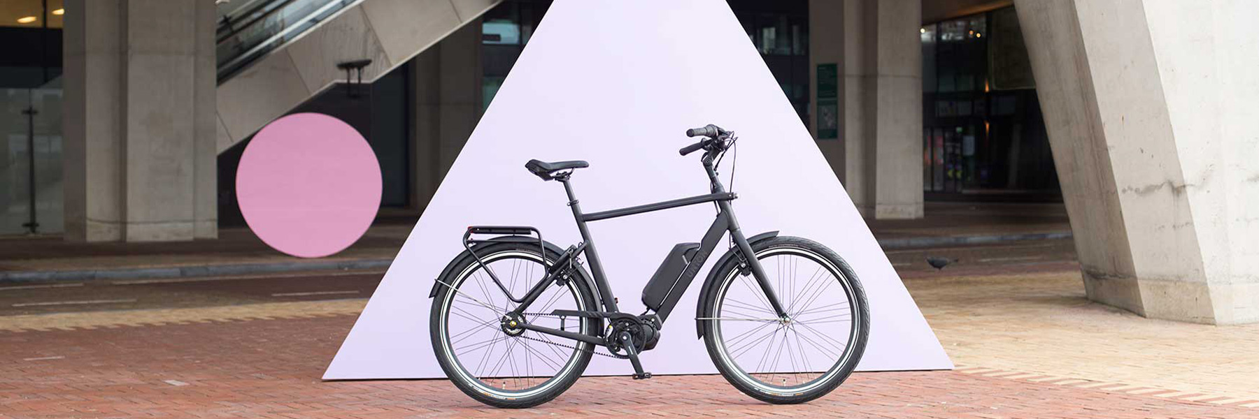 Union E-Lite fiets