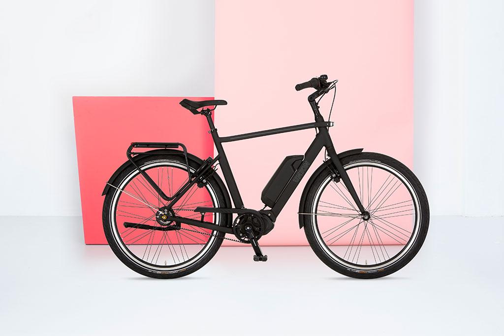 E-bike van Union met middenmotor