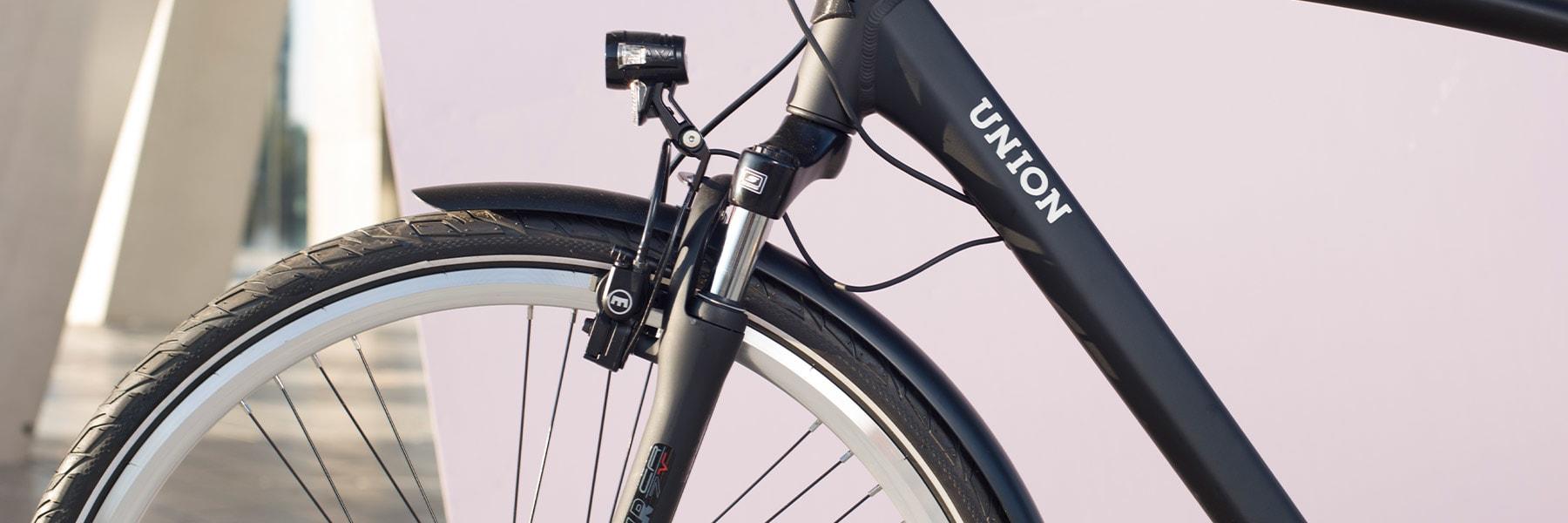 Zo bepaal je de juiste bandenspanning van je fiets